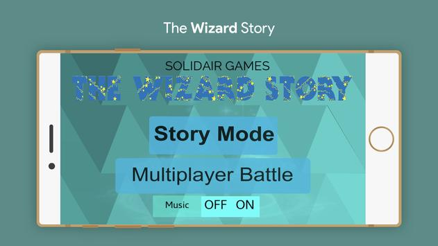 The Wizard Story poster