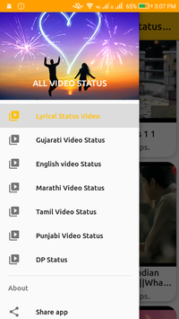 All Type Video Status For Whatsapp And Facebook screenshot 9