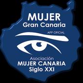 Mujer Gran Canaria icon