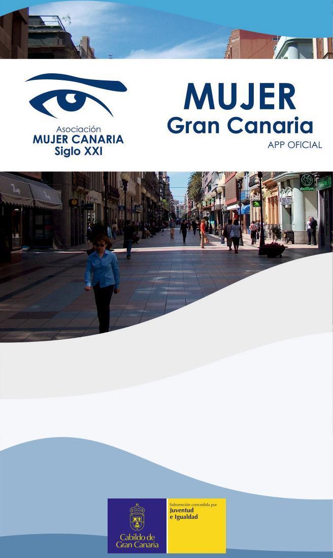 Mujer Gran Canaria poster