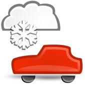 Car Weather icon