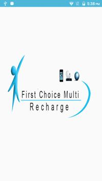 Firstchoice Multirecharge screenshot 1