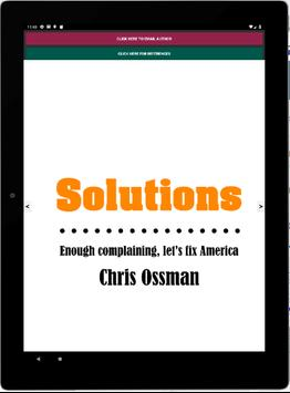 Solutions Sample Chapters screenshot 1