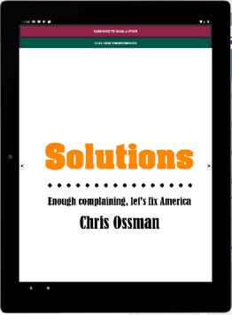 Solutions Sample Chapters screenshot 4
