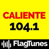 Radio Caliente 104.1 FM by FlagTunes icon