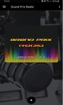 Grand Prix Radio poster