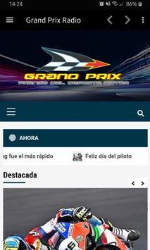 Grand Prix Radio screenshot 1