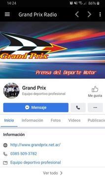 Grand Prix Radio screenshot 2