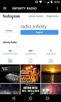 INFINITY RADIO screenshot 4