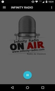 INFINITY RADIO poster