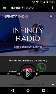 INFINITY RADIO screenshot 1