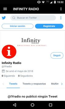 INFINITY RADIO screenshot 3