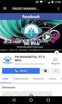 RADIO MANANTIAL 97.3 screenshot 2