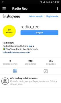 Radio Educativa Cultural screenshot 2