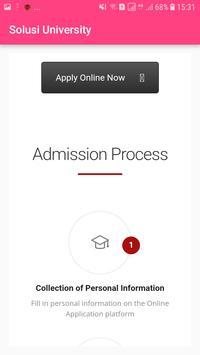 Solusi University screenshot 4