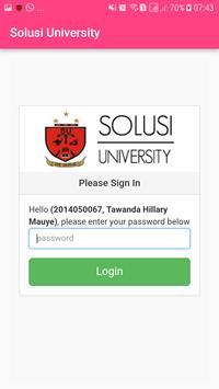 Solusi University screenshot 2