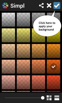 Simpl Backgrounds screenshot 4