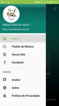 Rádio Som da Viola screenshot 1