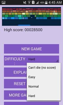 لعبة كسر الصخور screenshot 7