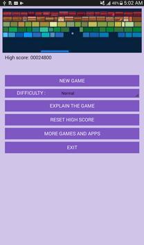 لعبة كسر الصخور screenshot 12