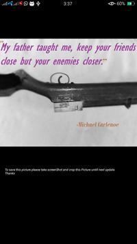 GodFather Quotes screenshot 4