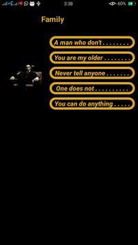 GodFather Quotes screenshot 5