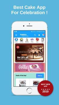Cakkiz Cake Order & Delivery poster