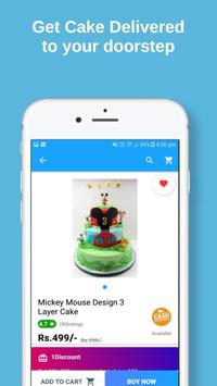 Cakkiz Cake Order & Delivery screenshot 1