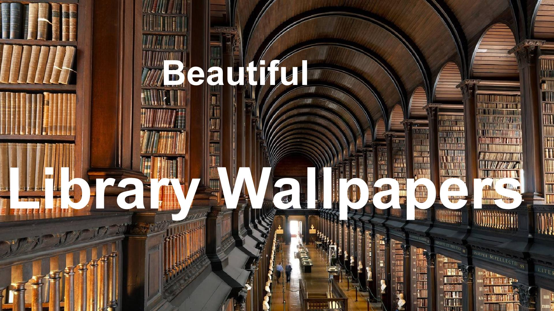 Fancy Library Wallpapers Incl Free Editor For Android Apk