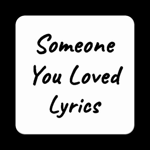 i was kinda getting used to being someone you loved lyrics