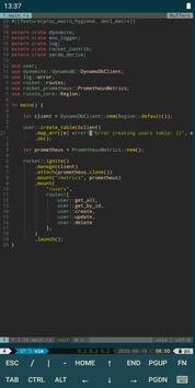 JuiceSSH screenshot 3
