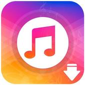 Mp3 music downloader-Download free music icon
