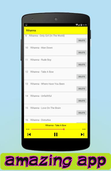 Rihanna Songs 2019 Without Internet For Android Apk Download
