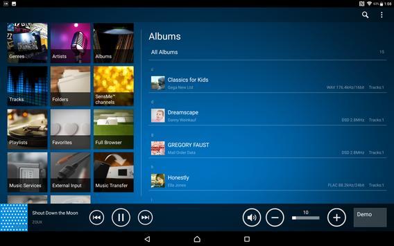 HDD Audio Remote screenshot 8