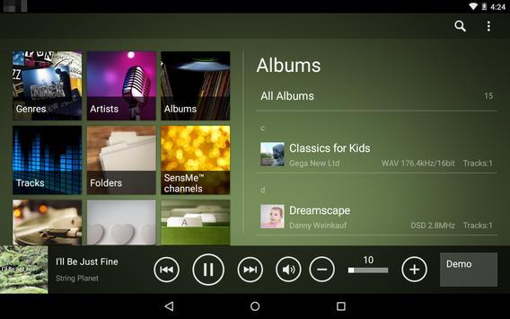 HDD Audio Remote screenshot 14