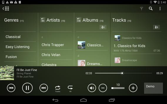 HDD Audio Remote screenshot 15