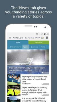 News Suite screenshot 1