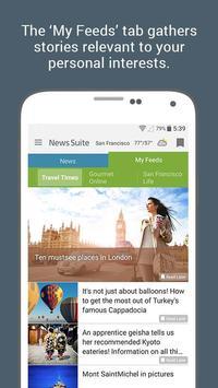 News Suite screenshot 2