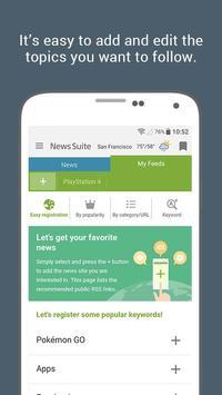News Suite screenshot 3
