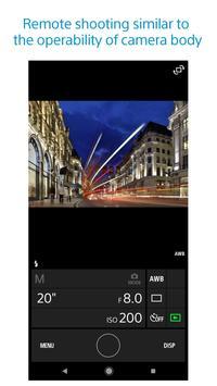Imaging Edge Mobile स्क्रीनशॉट 1