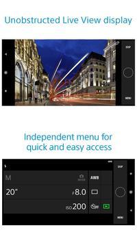 Imaging Edge Mobile स्क्रीनशॉट 2