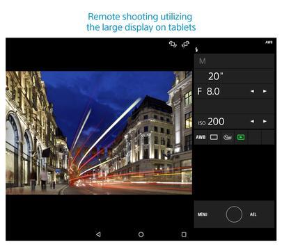 Imaging Edge Mobile स्क्रीनशॉट 5