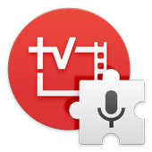 Video & TV SideView Voice simgesi