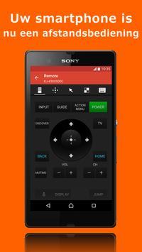 Video & TV SideView screenshot 1