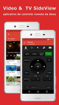 Video & TV SideView Cartaz