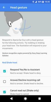 Xperia Ear Duo screenshot 6