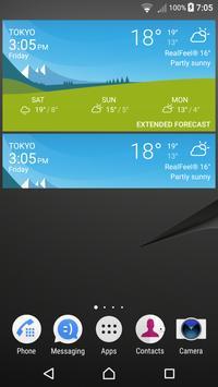 天气 截图 1