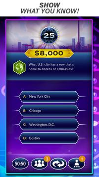 Who Wants to Be a Millionaire? Trivia & Quiz Game syot layar 10