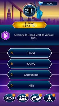 Who Wants to Be a Millionaire? Trivia & Quiz Game スクリーンショット 11