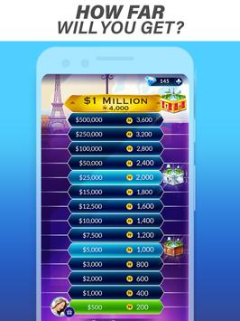 Who Wants to Be a Millionaire? Trivia & Quiz Game تصوير الشاشة 12